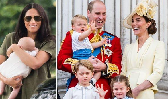 Liệu cha mẹ đỡ đầu cho các thiên thần nhỏ Hoàng gia có thể nhận quyền giám hộ bé?