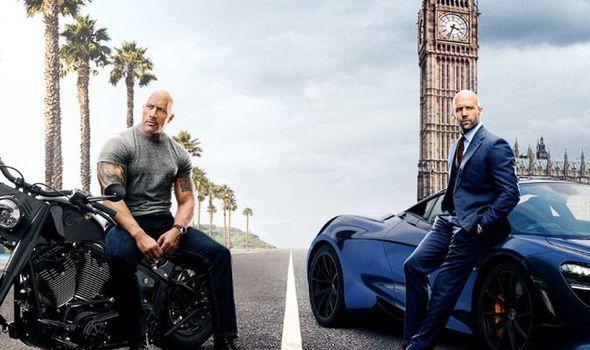 Fast  Furious Presents: Hobbs  Shaw: Chỉ cần tốc độ, nguy hiểm và hài hước  Thế là đủ ảnh 3