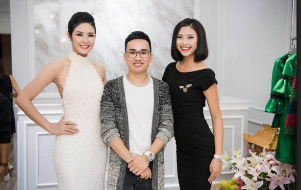 NTK Hà Duy  Giám khảo 'Miss University NHG 2020': Nhà thiết kế của những trang phục dạ hội đẳng cấp ảnh 1