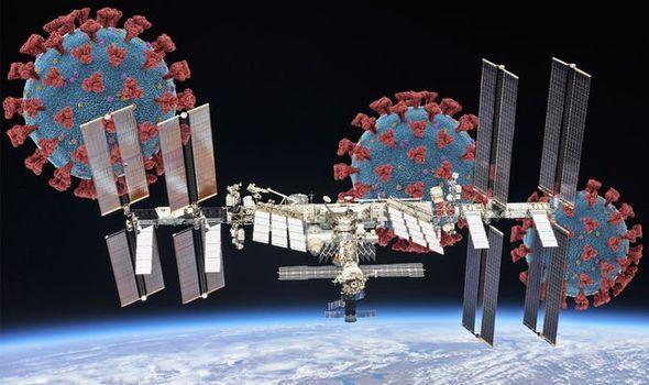 ISS được cho là nơi an toàn nhất giữa đại dịch COVID-19.