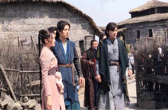 Đấu la đại lục của Tiêu Chiến và Ngô Tuyên Nghi sẽ ra mắt vào đầu năm 2020 ảnh 2