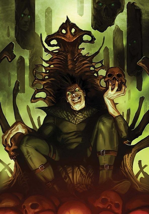 Ác nhân trong WandaVision chính là kẻ thù không đội trời chung của Doctor Strange ảnh 5