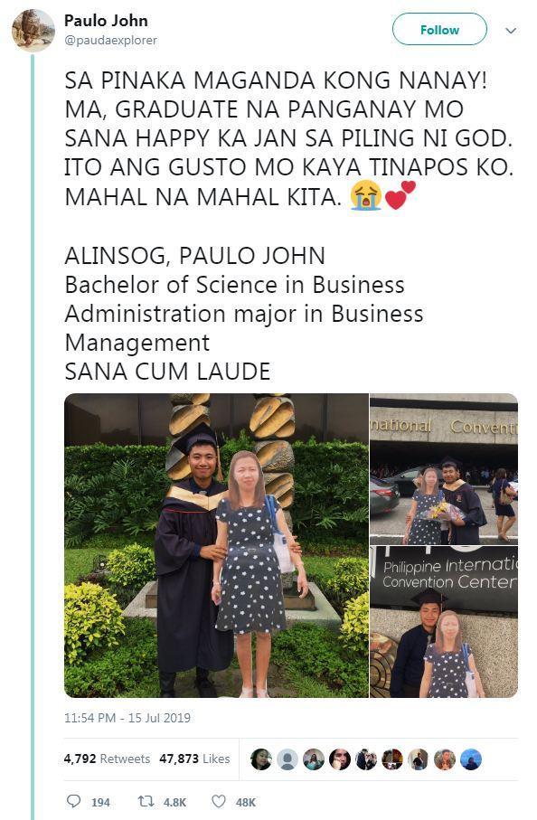 Bài đăng của Paulo John trên trang Twitter thu hút sự quan tâm rất lớn từ phía cộng đồng mạng