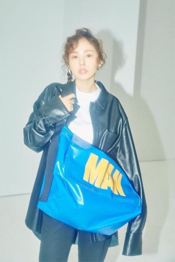 """Min Hyorin diện trang phục cực """"chất""""."""