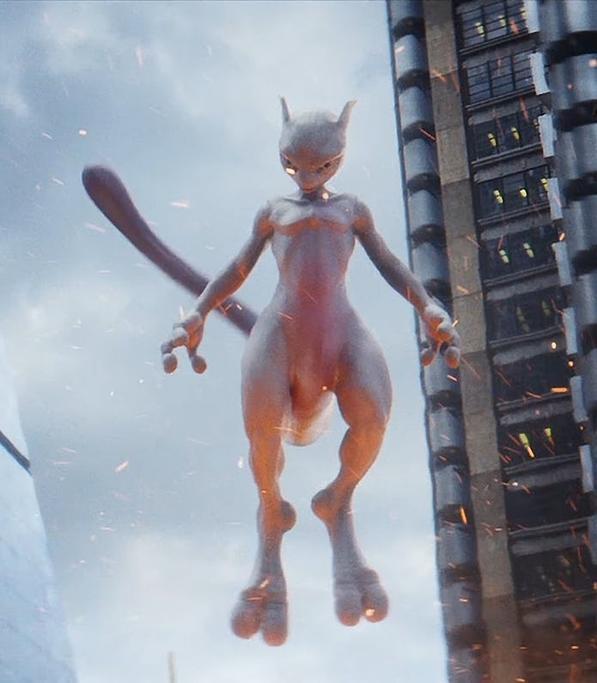 Mewtwo – Pokémon nhân tạo, được tạo nên từ Mew DNA cổ