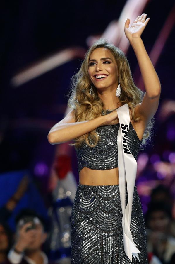 … cộng đồng fan quốc tế đã tán thưởng Miss Universe khi chấp nhận và trân trọng Angela Ponce.