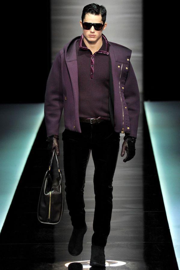 Pietro Boselli sải bước trên sàn diễn thời trang của các thương hiệu nổi tiếng