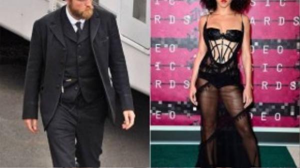 Gần đây, Robert Pattinson và bạn gái đang mỗi người một nơi.