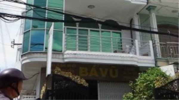 Căn nhà nơi xảy ra vụ việc - Ảnh: NG.NAM