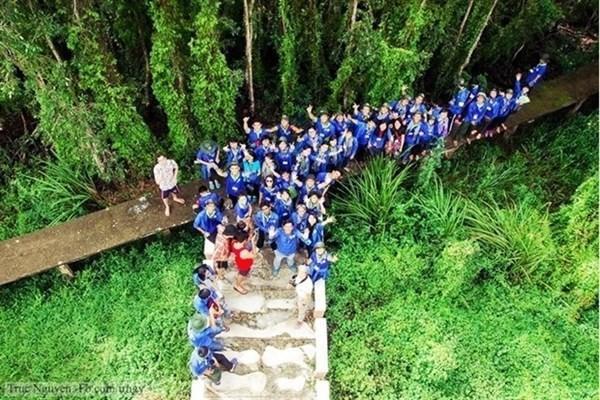 Khám phá một số địa điểm picnic cuối tuần gần Sài Gòn ảnh 4