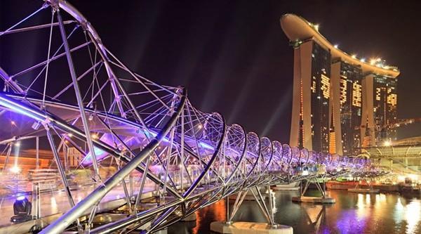 Bạn có đủ can đảm đi qua 9 cây cầu ngoằn ngoèo ngoạn mục này? ảnh 11
