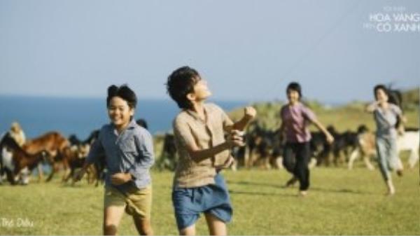 Kịch bản do đạo diễn Việt Linh chuyển thể từ truyện dài cùng tên của nhà văn nổi tiếng Nguyễn Nhật Ánh.
