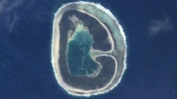 Đảo Pinaki hình chữ G.