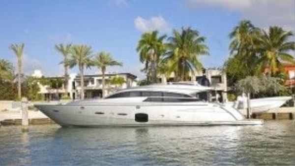 Bước 6: Nghĩ ngay một cái tên cho chiếc du thuyền sang chảnh mới mua của bạn.