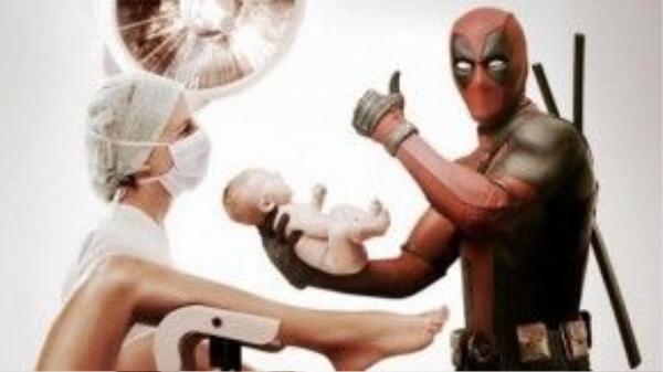 Ở Hollywood, việc trẻ sơ sinh đóng phim được chuyên nghiệp hóa.