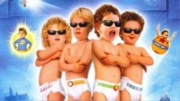 4. Loạt phim Baby Geniuses