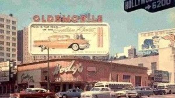 Hollywood năm 1950 là đề tài được các nhà làm phim hiện đại ưu ái.