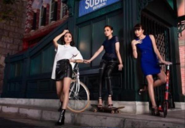 Những hình ảnh của 9 thí sinh được tung ra mà thiếu vắng Alaiza, Gwen, Quỳnh Mai