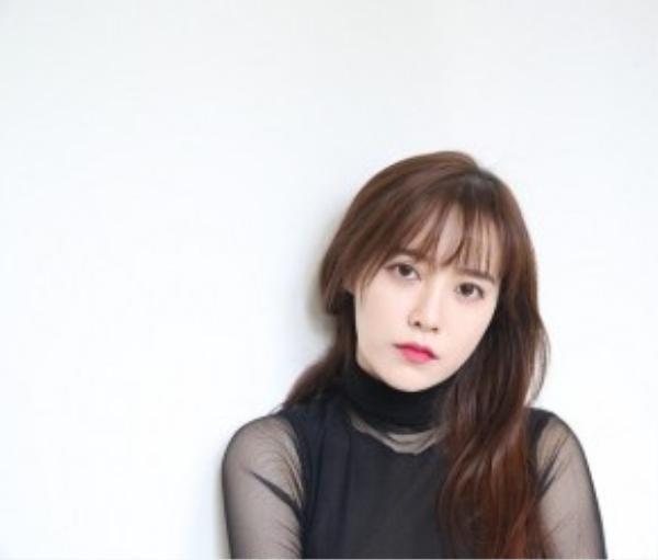 Goo Hye Sun vô cùng xinh đẹp.