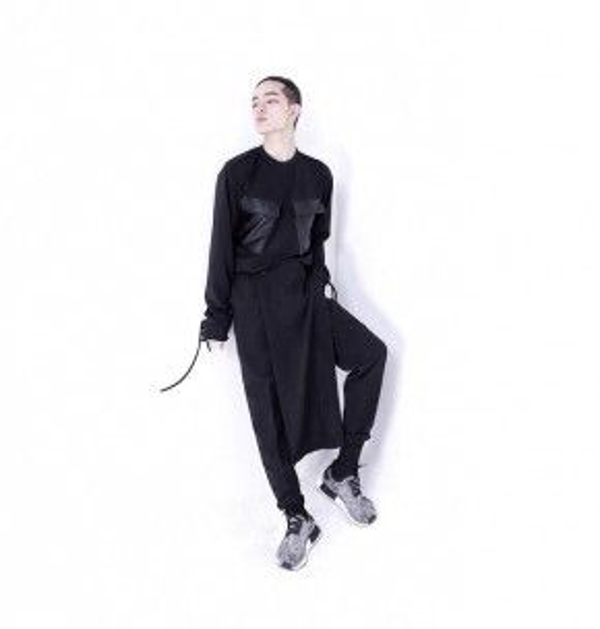 Fashion icon Kelbin Lei…