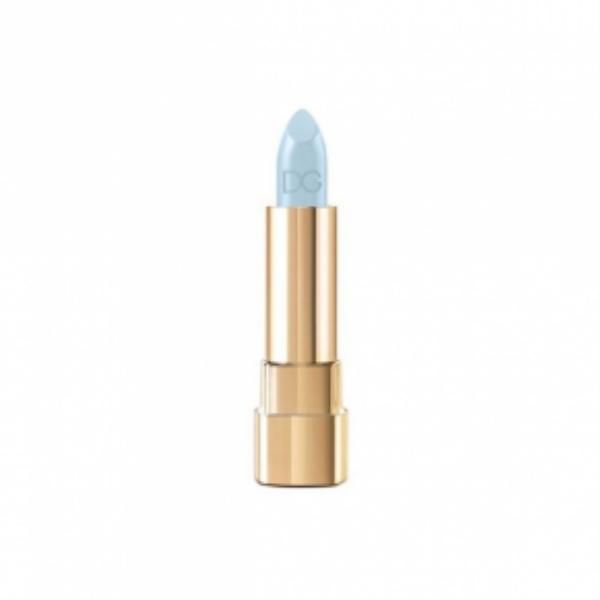 Dolce & Gabbana Shine Lipstick in Light Blue.