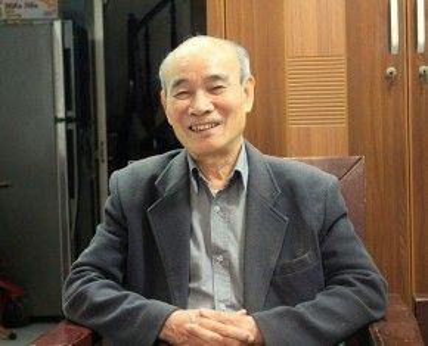 """PGS.TS, chuyên gia tâm lý Nguyễn An Chất - người có kinh nghiệm nhiều năm trong việc """"giải mã"""" các vấn đề về tâm sinh lý của con người trong xã hội. Ảnh: Cường Ngô"""