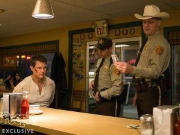 Jack Reacher: Never Go Back sẽ công chiếu vào 21/10.