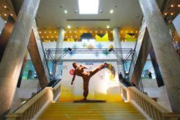 Hong Kong Heritage Museum là nơi rất thú vị để tìm hiểu văn hóa của Hong Kong