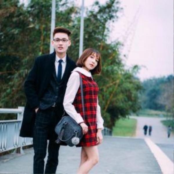 Hà Trung hiện tại đang là sinh viên năm 3 Khoa Ngôn ngữ Hàn Quốc của Đại học Hà Nội