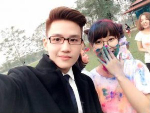Anh chàng yêu thích tiếng Hàn từ khi còn nhỏ và mong muốn trở thành một thầy giáo dạy tiếng Hàn