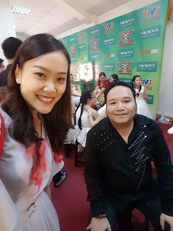 Đến nay, Minh Trang không chỉ là người vợ đảm đang mà còn luôn bên cạnh hỗ trợ nhạc sĩ Nguyễn Hà trong công việc.