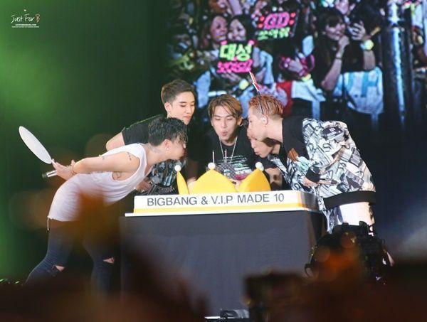 Nhà YG và dàn sao đình đám quẩy tưng bừng concert kỷ niệm 10 năm BigBang ảnh 9