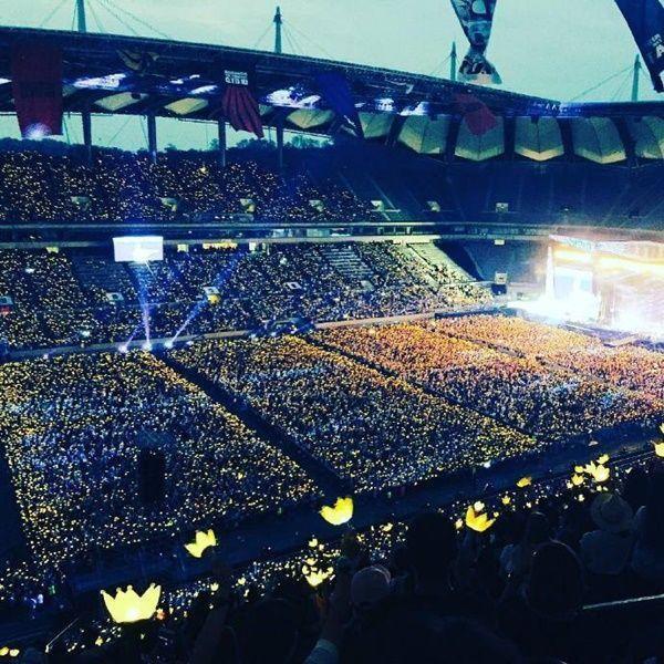Nhà YG và dàn sao đình đám quẩy tưng bừng concert kỷ niệm 10 năm BigBang ảnh 13