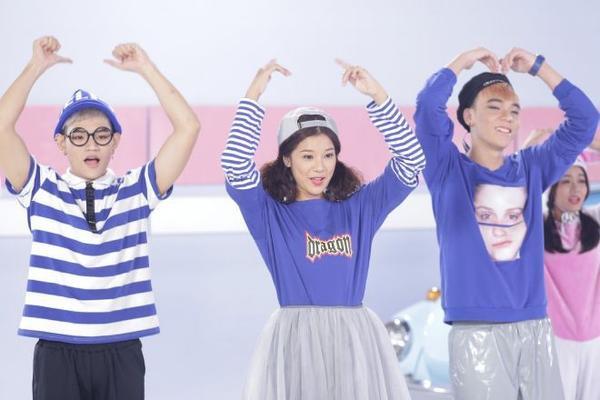Hoàng Yến, TINO và KOP là 3 người bạn thân ngoài đời. Chính vì thế, MV lần này được cho là diễn như không diễn.