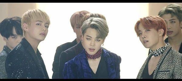 BTS điển trai ngời ngời trong MV mới.