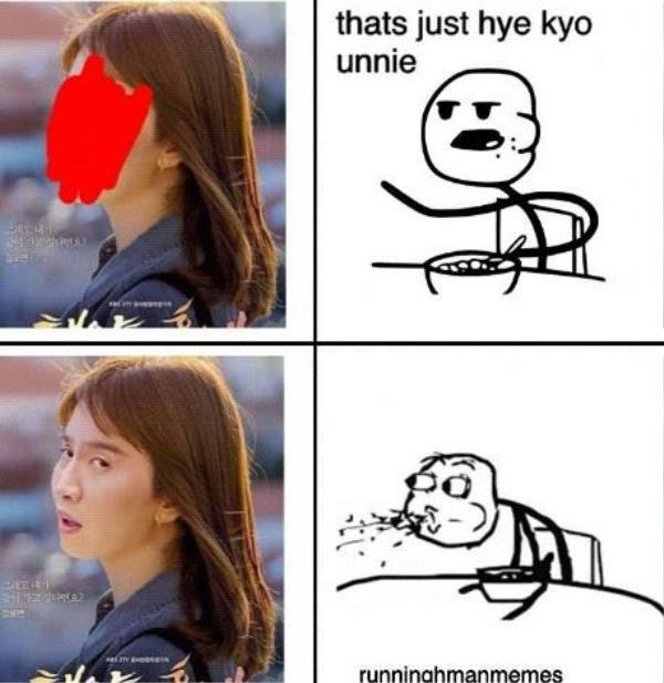 Kwang Soo unnie.