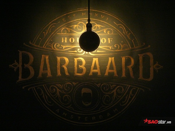 Barbaardkhông đơn thuần là một tiệm cắt tóc bình thường. Nó là nơi để cảm nhận một phong cách.