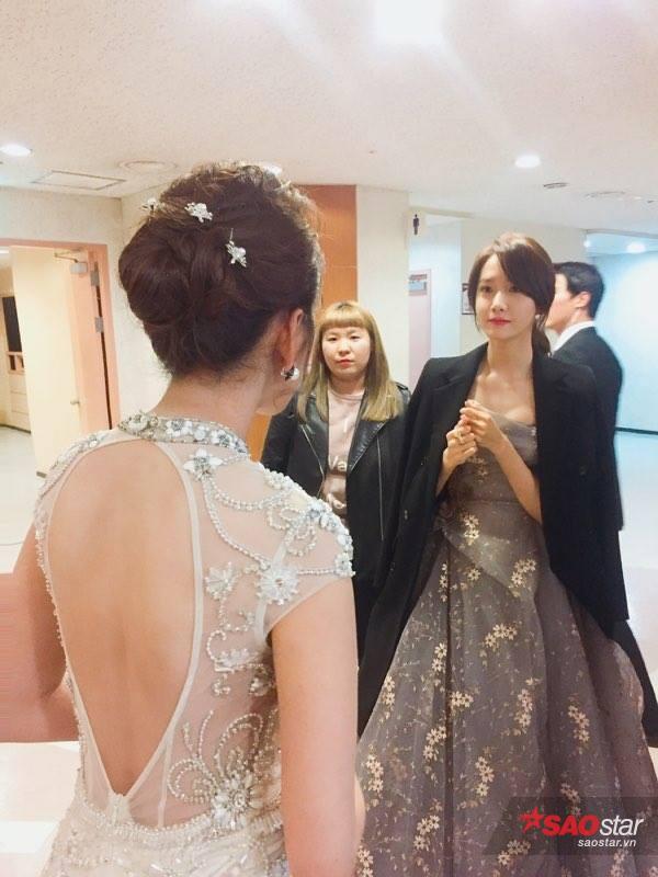 Và trò chuyện cùng thành viên xinh đẹp của SNSD Yoona.