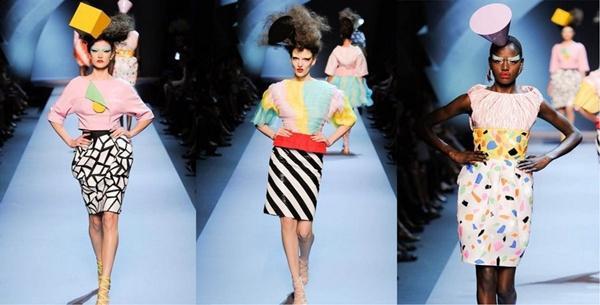 Christian Dior và bộ sưu tập Memphis cực kì nổi tiếng năm 2011