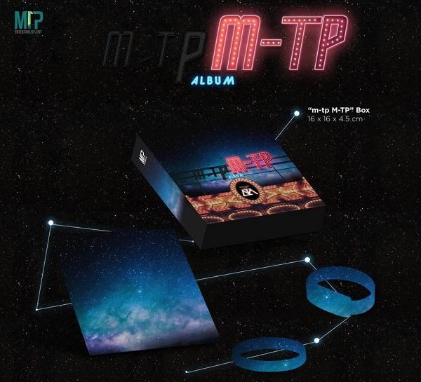 Hộp đĩa album của Sơn Tùng.