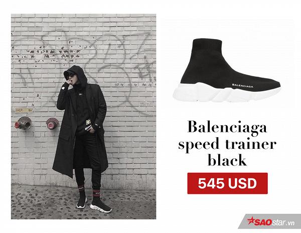 Đôi Balenciaga này tuy có giá không mềm…