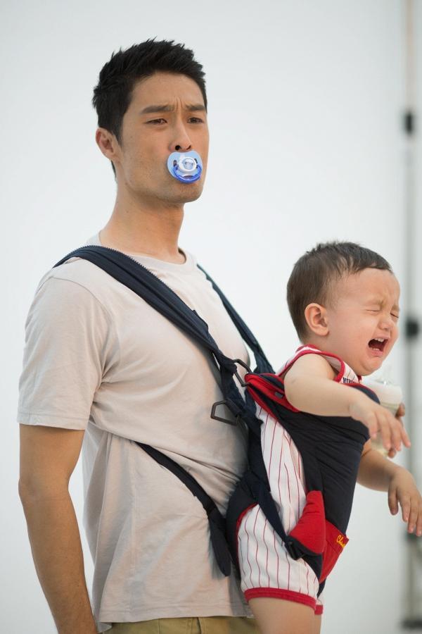 Đây chính là cậu bé lai sáng nhất màn ảnh Việt hè năm nay ảnh 10