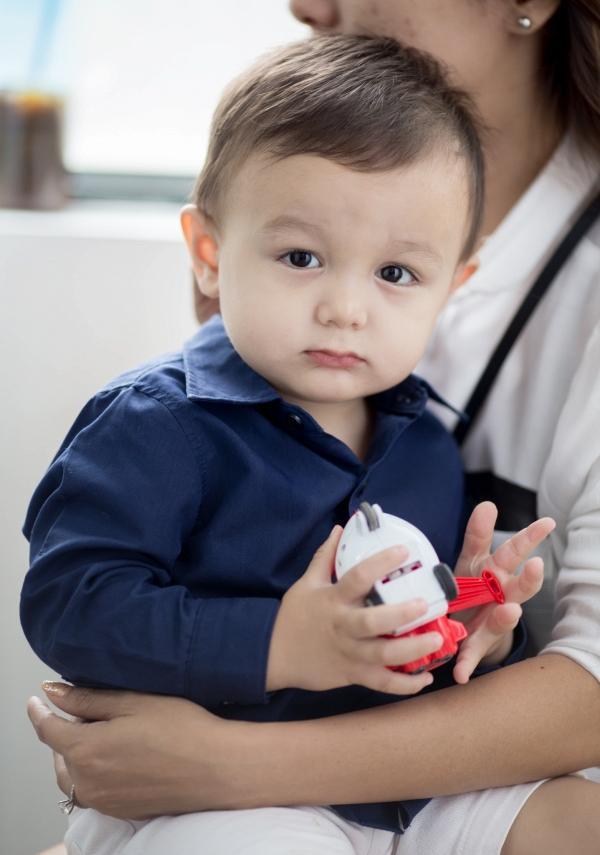 Đây chính là cậu bé lai sáng nhất màn ảnh Việt hè năm nay ảnh 11