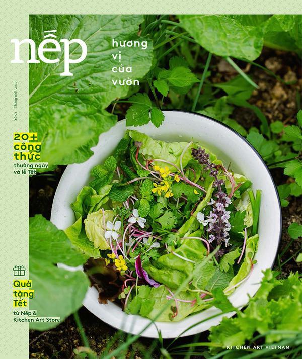 Chân dung của tạp chí Nep.