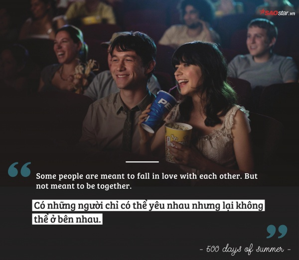 Chẳng phải ai cũng may mắn yêu nhau và được ở bên nhau đến trọn đời trọn kiếp cả. Có những người chỉ có thể gặp nhau ở một chương ngắn ở cuộc đời này, chuyện bên nhau mãi mãi có lẽ không thể xảy ra được.