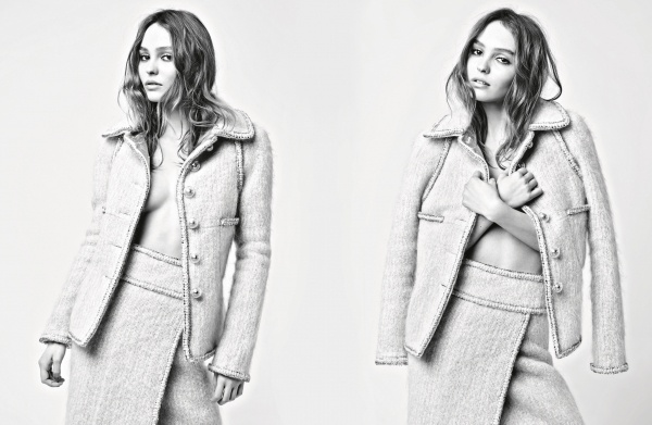 Luôn luôn như vậy, nhắc đến Chanel đừng bao giờ quên đến các thiết kế kinh điển với chất liệu vải tweed đặc trưng của thương hiệu.