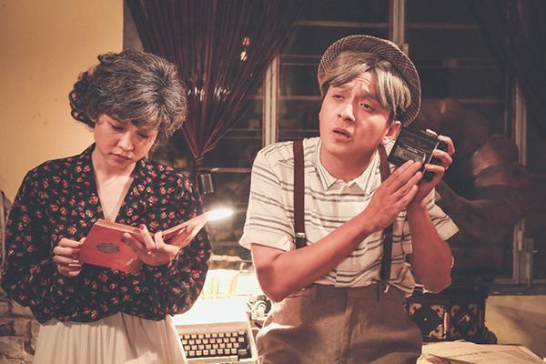 Cùng nhìn nhau già nua - sáng tác của nhạc sĩ Lê Minh Hiếu là dự án âm nhạc lớn thứ 2 trong năm 2017 của Ngô Kiến Huy.