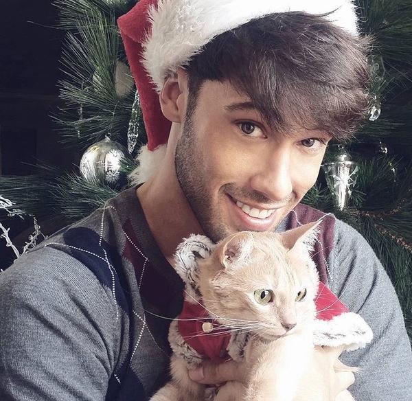 Được đón giáng sinh bên cậu chủ thì còn gì bằng.