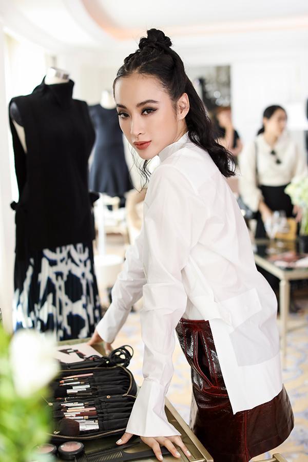 Angela Phương Trinh lần đầu lên tiếng về nghi án bơm môi ảnh 6