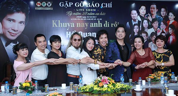 Với một giọng ca đã được rèn dũa theo năm tháng, đêm nhạc của Hồ Quang 8 chắc chắn sẽ khiến khán giả trải qua đủ các cung bậc cảm xúc khó quên.